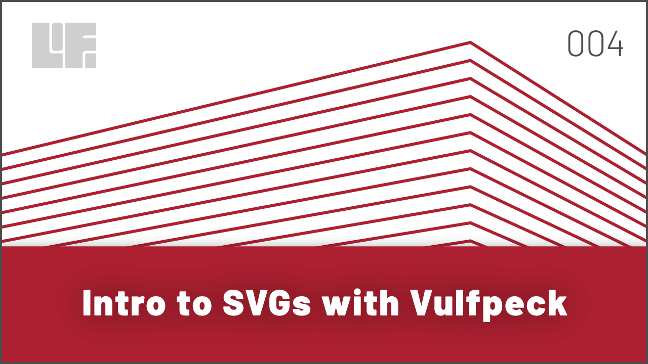 Intro to SVGs with Vulfpeck