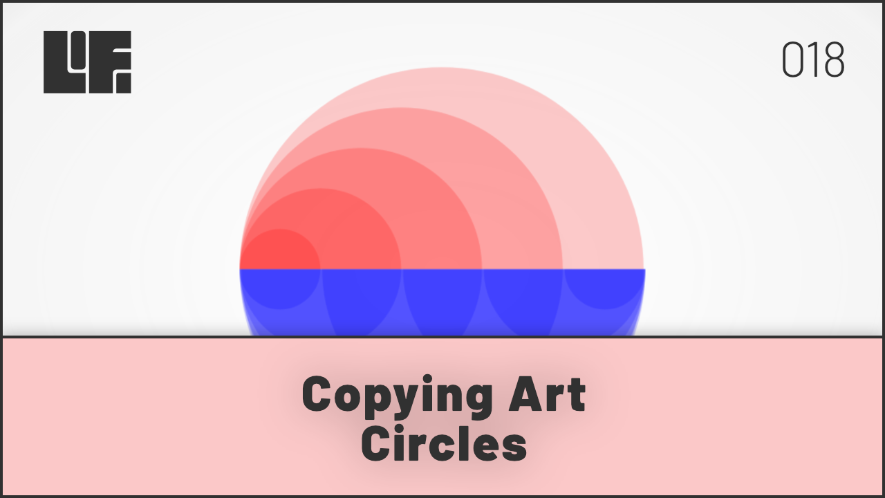 Copying Art - Circles